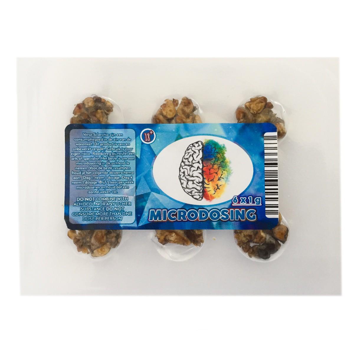 Microdosing met Truffels 13,50 Magische Truffels
